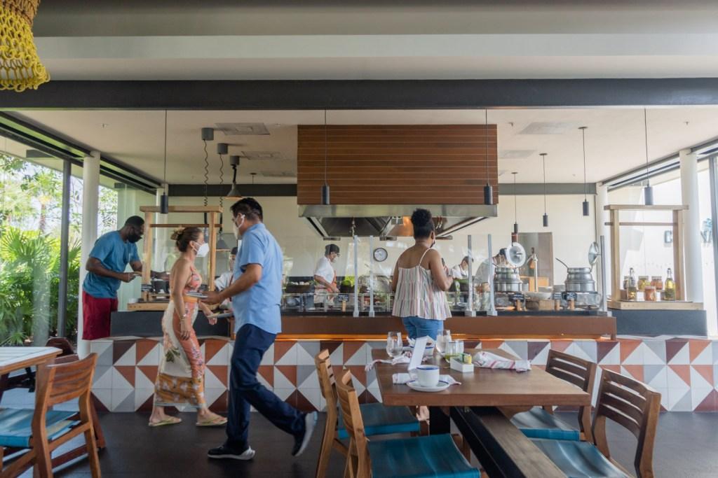 Breakfast Buffet at Cocina Milagro (Globalist Benefit)