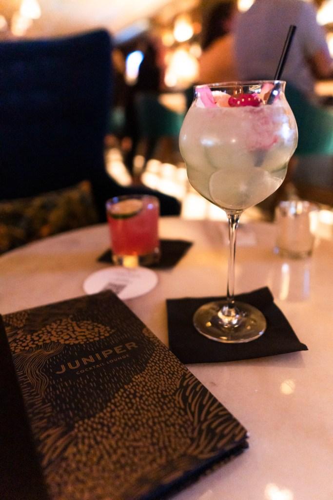 myVEGAS Reward for Juniper Lounge at Park MGM