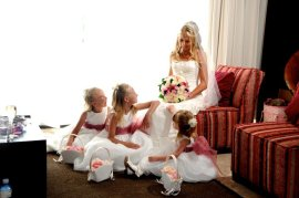 flower girls wedding