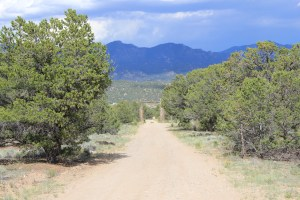 JMO ranch gate running route