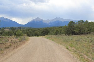 running route Colorado