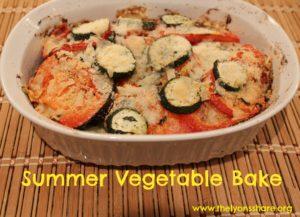 summer vegetable bake thelyonsshare