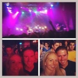 Yellowcard concert