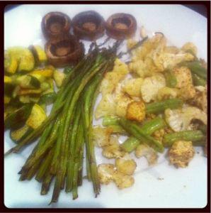 cracklin cauliflower meal