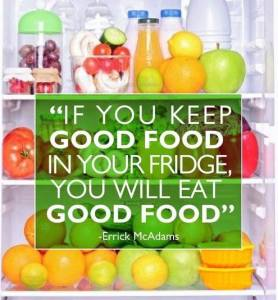 eat good food from joy bauer
