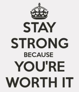 stay strong - blog 10.7.13