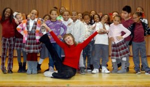 nutrition and exercise musicals in schools