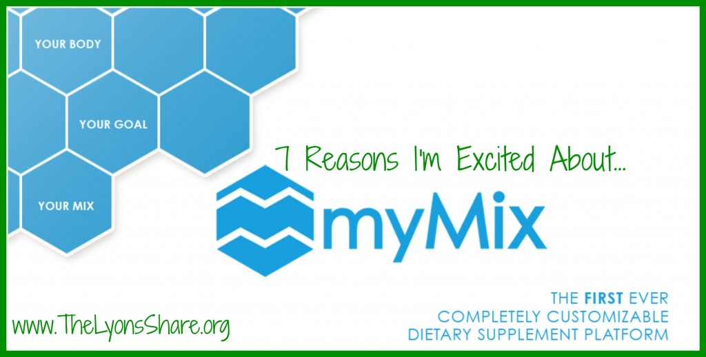 7 reasons i'm excited about my mix