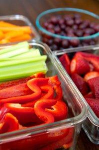 precut veggies
