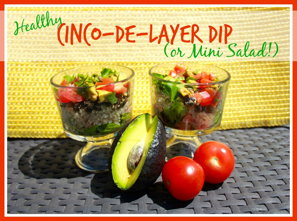 Cinco de Layer Dip from The Lyons' Share