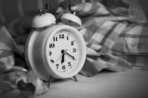 alarm clock workout