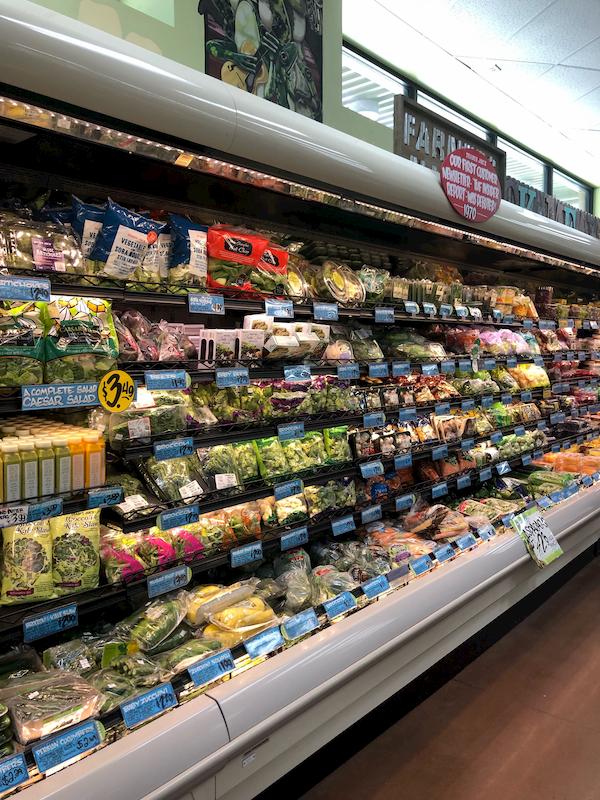 Trader Joe's produce aisle