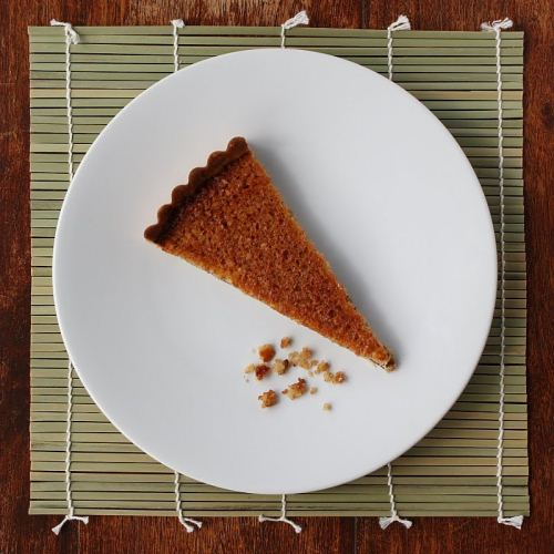 Tarta de Santiago - Moro's almond, oloroso and membrillo tart