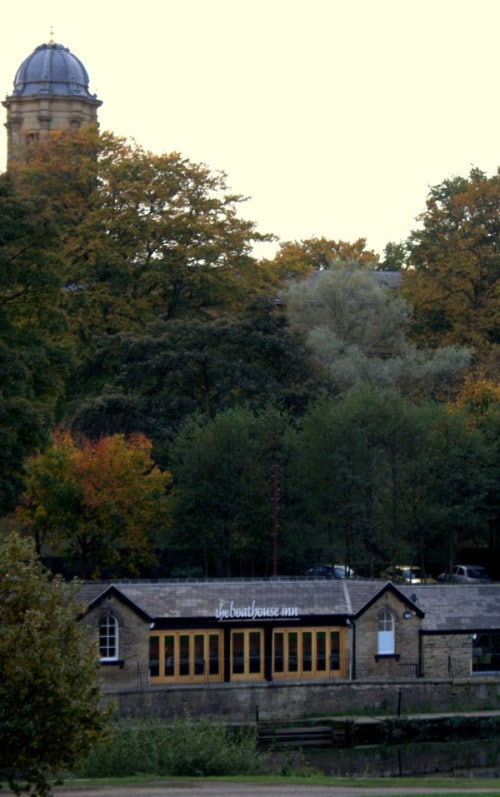 The Boathouse Inn Saltaire
