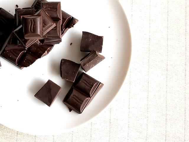 Very good chocolate brownie
