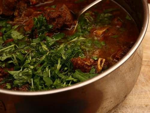 Caribbean Jamacian food