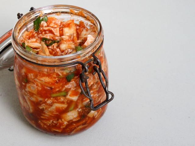 Momofuku kimchi - Korean pickled delicacy