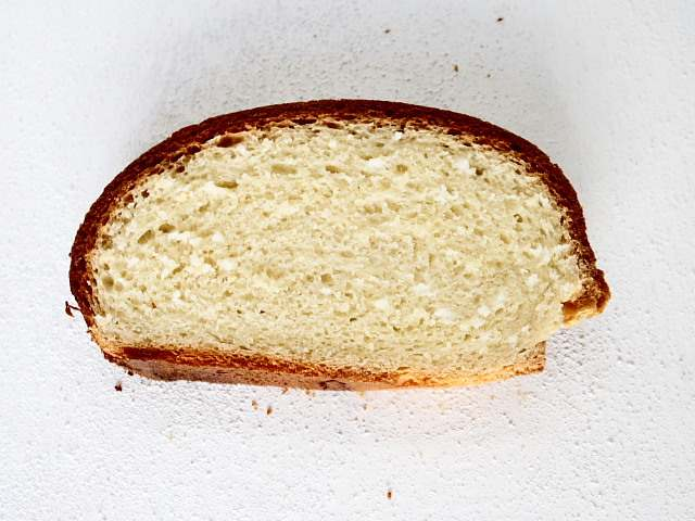 French Brioche, from the River Cottage Bread book