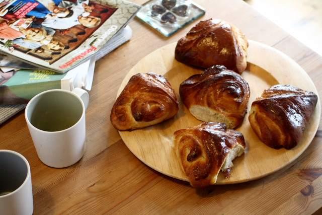 Nordic Pulla bread