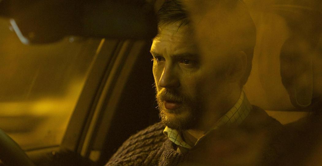 Tom Hardy interpreta Locke