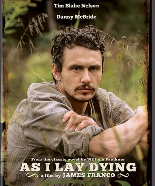 James Franco in As I Lay Dying