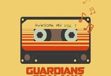 Guardiani della Galassia colonna sonora