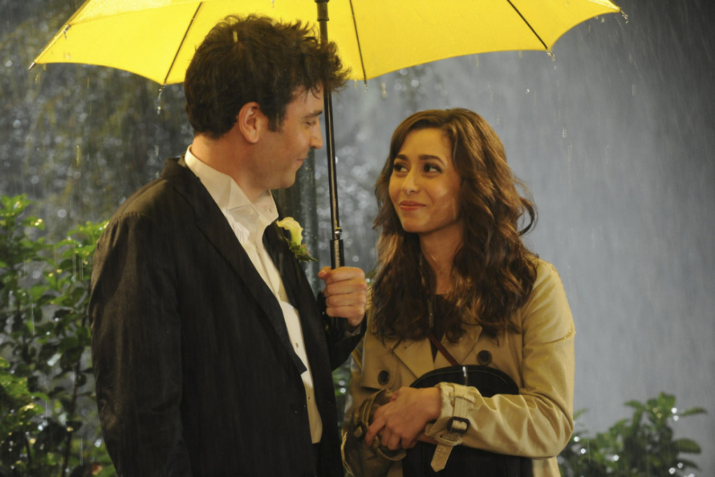 how i met your mother tracy ted
