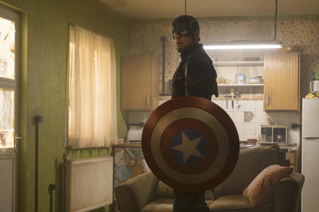 captain america civil war cap
