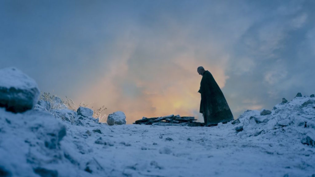 Davos- il trono di spade 6x09