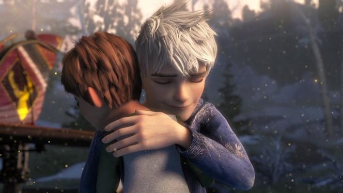 """""""Noi ci saremo sempre, Jamie, e ora saremo sempre qui (indica il suo cuore). Questo in qualche modo rende anche te un guardiano!"""""""