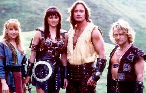 Xena & Hercules