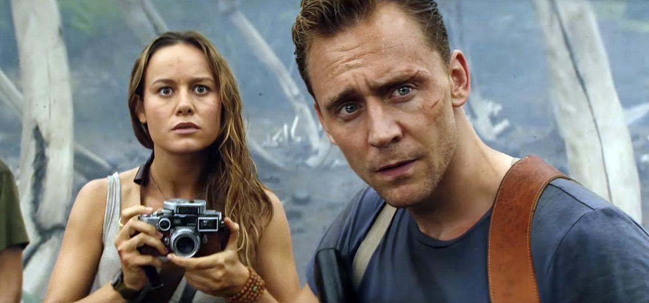 Tom Hiddleston e Brie Larson