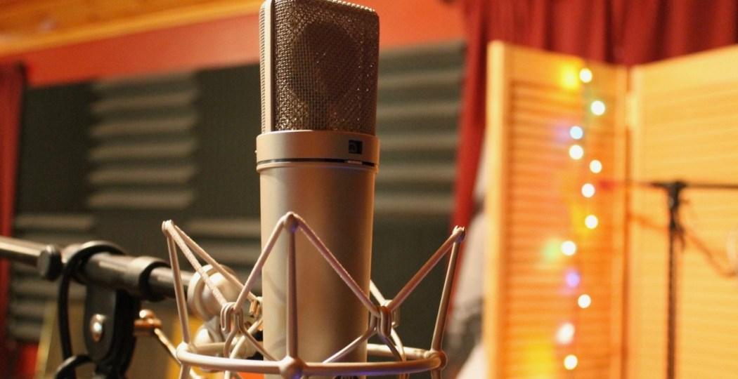 microfono doppiaggio