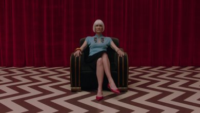 Twin Peaks 3 David Lynch Mark Frost Angelo Badalamenti, Kyle MacLachlan Sherilyn Fenn Laura Dern Tim Roth Eddie Vedder episodio 16