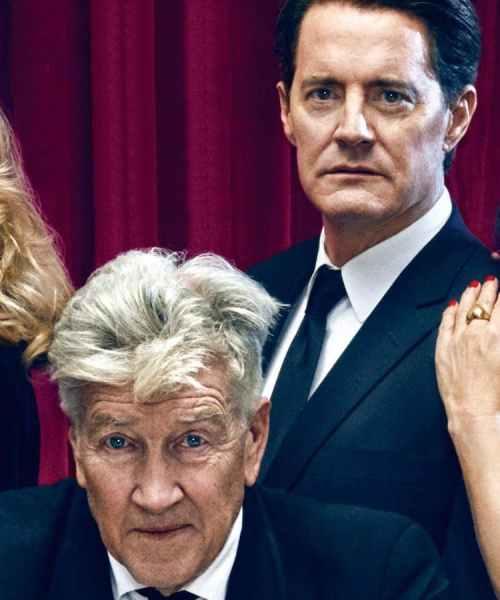 Twin Peaks 3 David Lynch Mark Frost Angelo Badalamenti Kyle MacLachlan Sherilyn Fenn Sheryl Lee Laura Dern Tim Roth