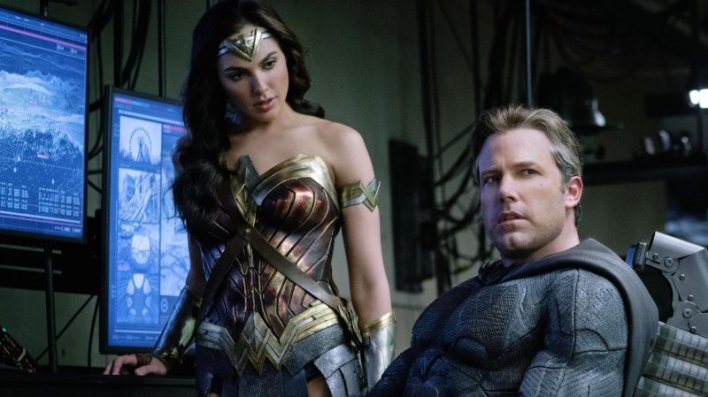 Wonder Woman e Batman