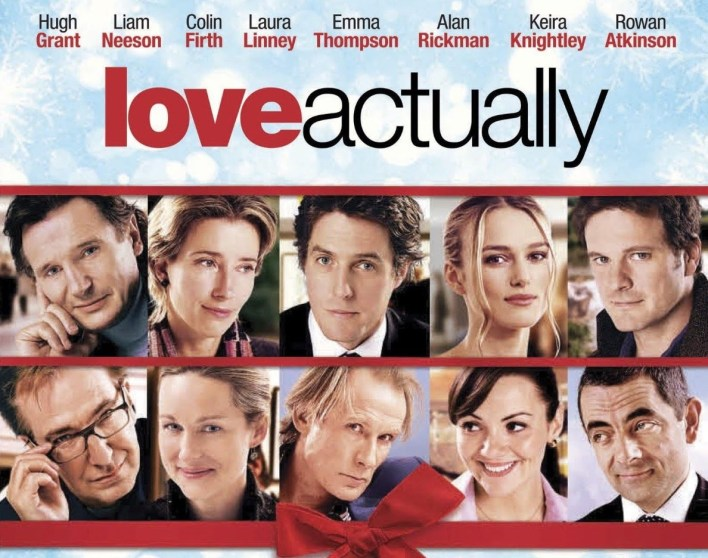love actually natale film curtis
