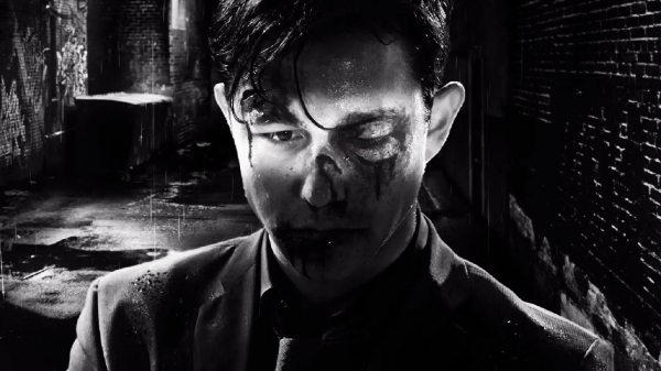 sin city gordon levitt
