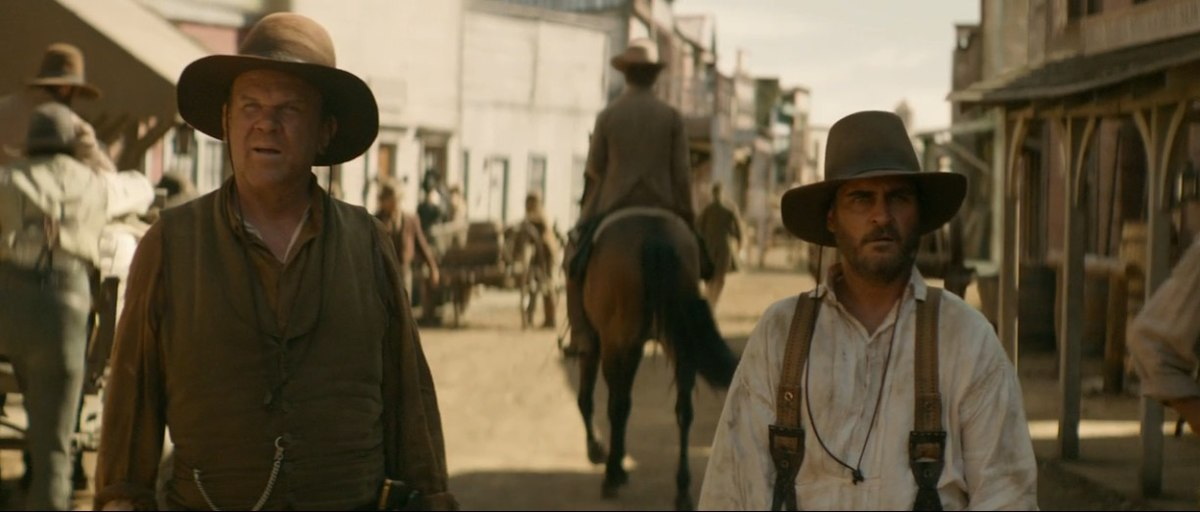 the sisters brothers audiard jacques joaquin phoenix john c reilly jake gillenhaal