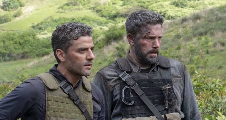 Oscar Isaac e Ben Affleck