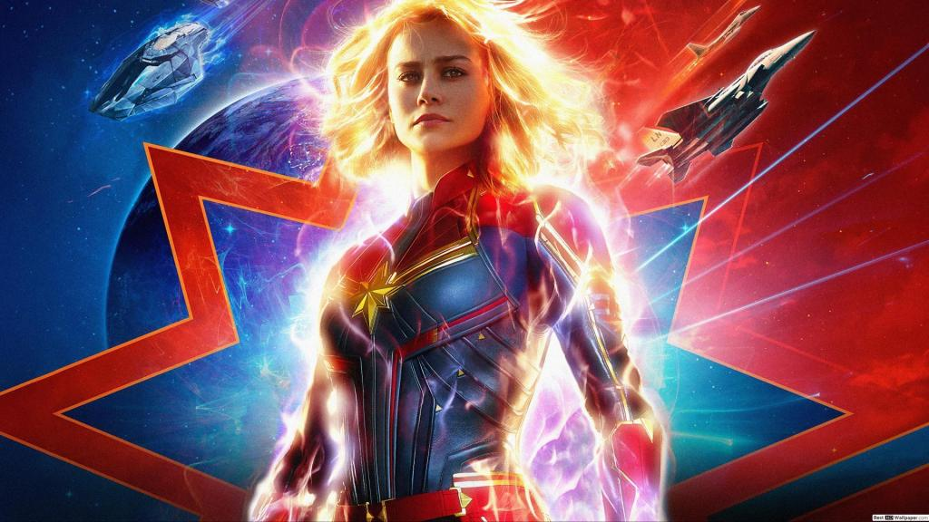 Disney Plus - Captain Marvel