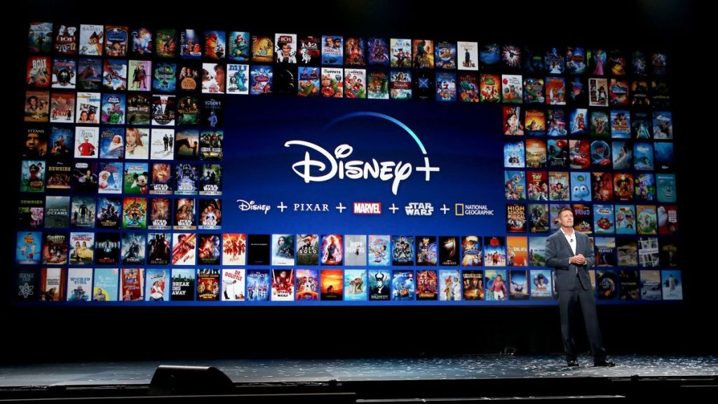 Disney Plus - Presentazione