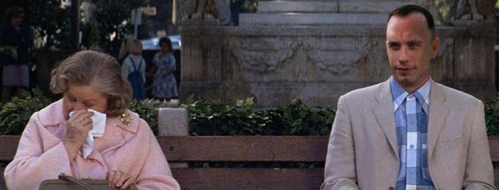 John Travolta Forrest Gump
