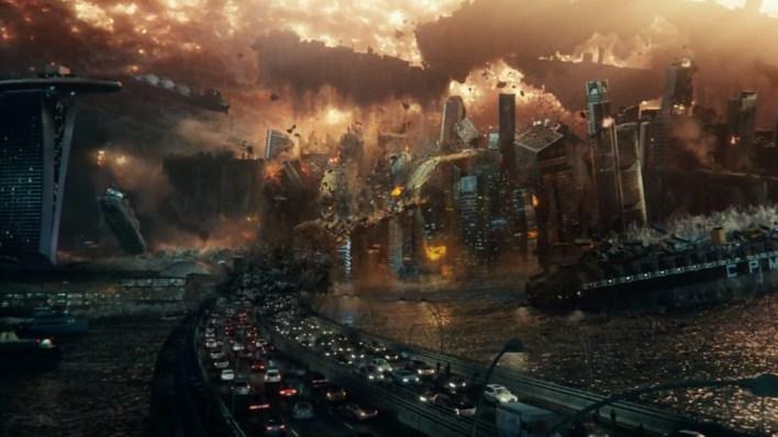 Scene catastrofiche