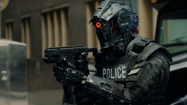 Robot polizia (Code 8)