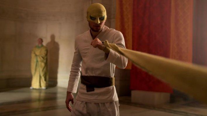 Danny Rand/Iron Fist (Finn Jones)
