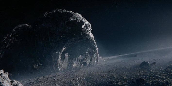 "L'astronave di Braniac (""Krypton"")"