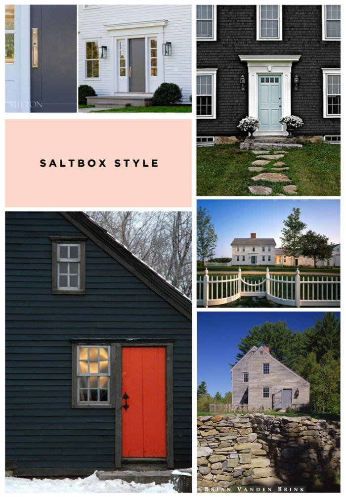 Saltbox House Style
