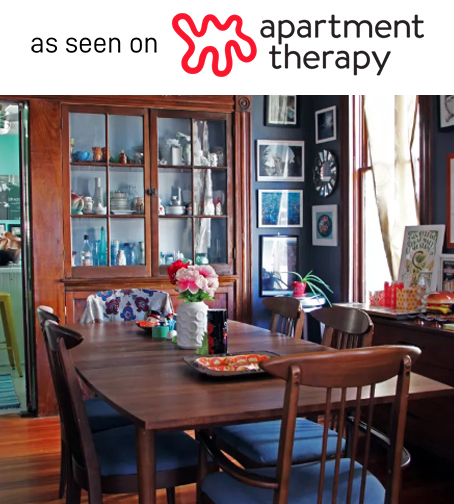 Apartment Therapy Poster