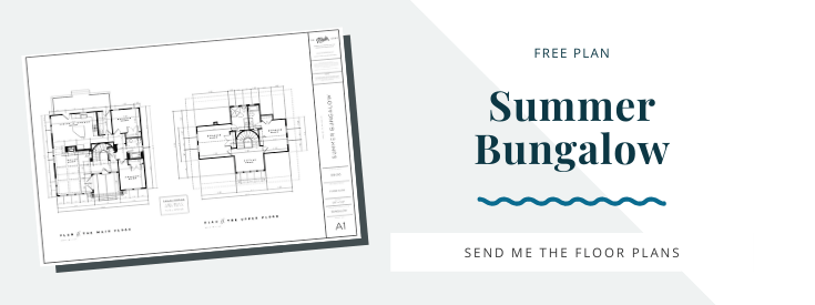 Get the Summer Bungalow floor plans